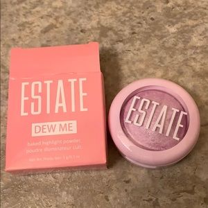 ESTATE COSMETICS | dew me baked highlight